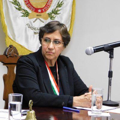 Dra. Angélica Peregrina Vázquez