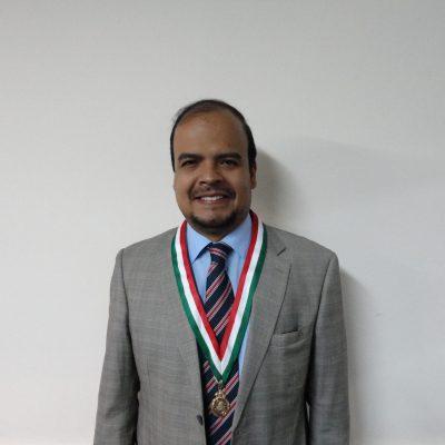 Mtro. Isaí Hidekel Tejeda Vallejo