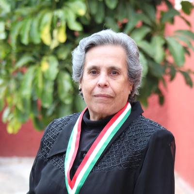 Mtra. Sara Velasco Gutiérrez