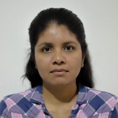 Lic. María Davidnia García Rojas