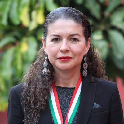 Dra. María Guadalupe Garibay Chávez